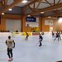 Szene aus dem NLA-Rollhockey-Spiel zwischen Uri und Biasca.