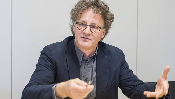 Hatte «hinreichend Öffentlichkeit»: Daniel Kipfer, Präsident des Bundesstrafgerichts.