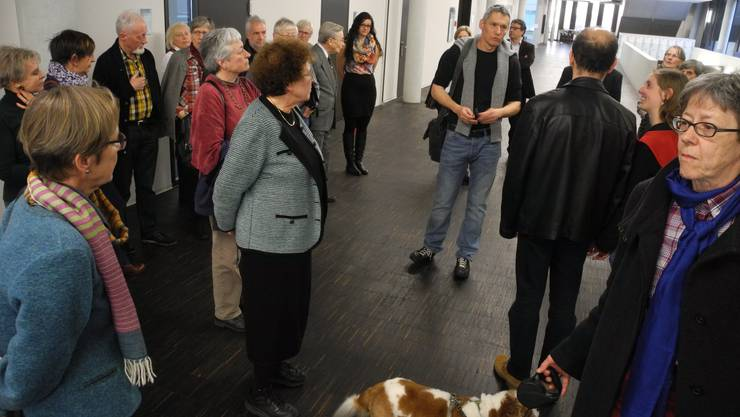 Beni Sidler erzählt über den Campus Brugg