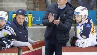 Ambris Headcoach Luca Cereda erhält mit Bryan Lerg einen US-Flügelstürmer