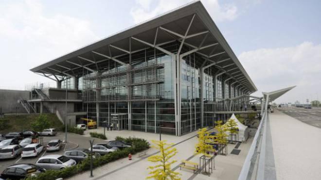 Der Basler Euro-Airport steht vor einer unsicheren Zukunft. Foto: Keystone