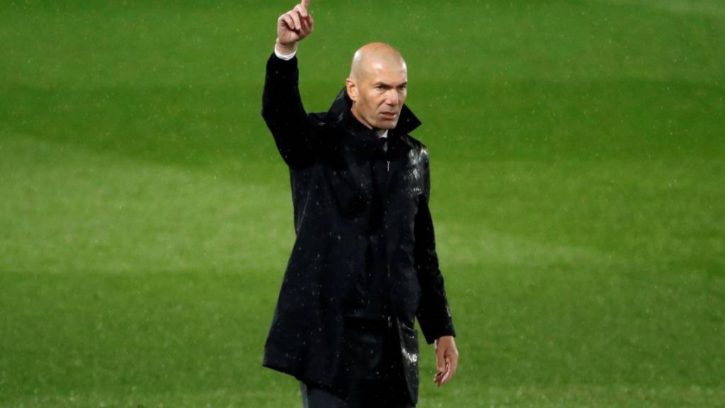 Zidane hört als Real-Trainer auf