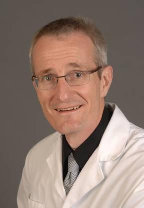 Martin Brutsche, Chefarzt Klinik für Pneumologie und Schlafmedizin am Kantonsspital St.Gallen