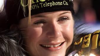 Zalli Steggall holte 1999 WM-Gold im Slalom.
