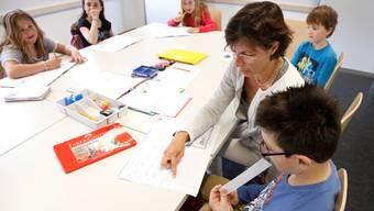 Betreute Hausaufgabenstunde in Lommiswil