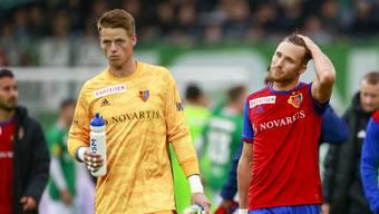 Super League, 10. Runde: St. Gallen - FC Basel