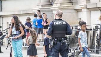 Version 3: Polizeieinsatz St. Johann