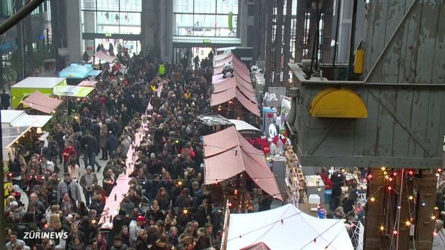 Grosserfolg: 2. Zürcher Street Food Festival