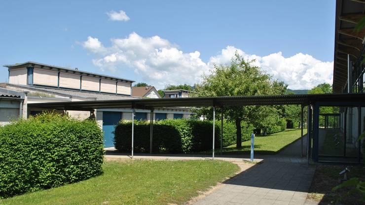 Das Wohnheim Rüchlig in Stein (links) soll ab Sommer 2019 saniert werden. nbo