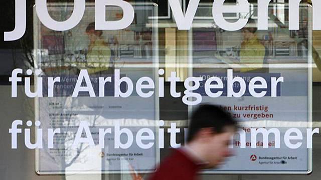 Arbeitslosenquote in EU steigt