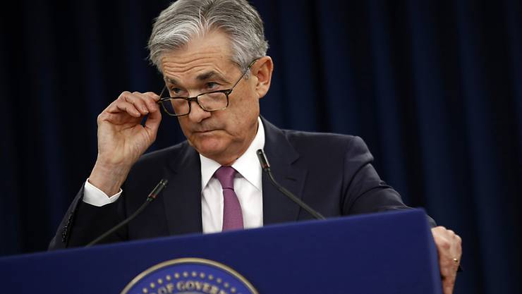 Der mächte Mann der Geldpolitik: US-Notenbankchef Jerome Powell (Archivbild).
