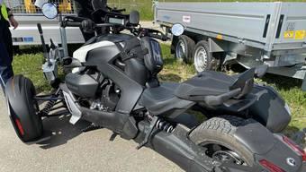 Unfall in Birrhard