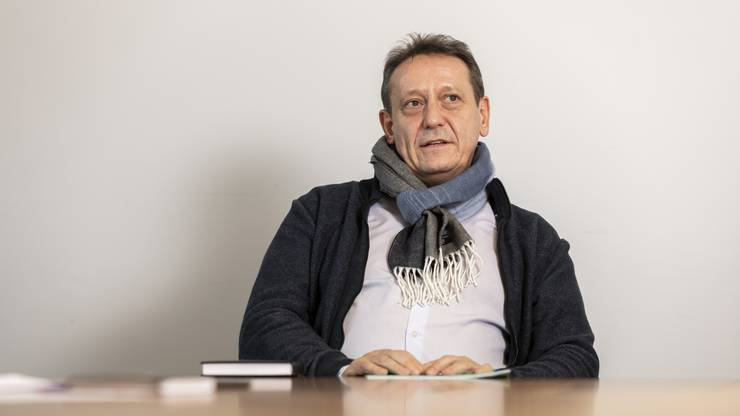 André Bender Gemeindepräsident Oberengstringen und SVP-Kantonsrat