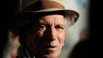 Rock 'n' Roll-Pirat Keith Richards