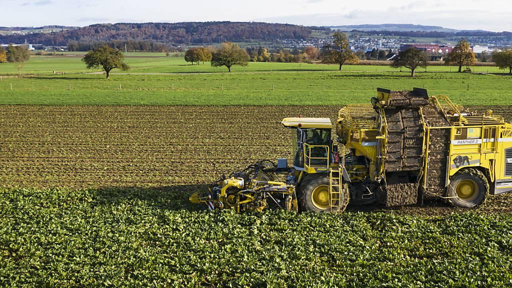 Bundesrat will die Landwirtschaft auf Umweltschutz trimmen