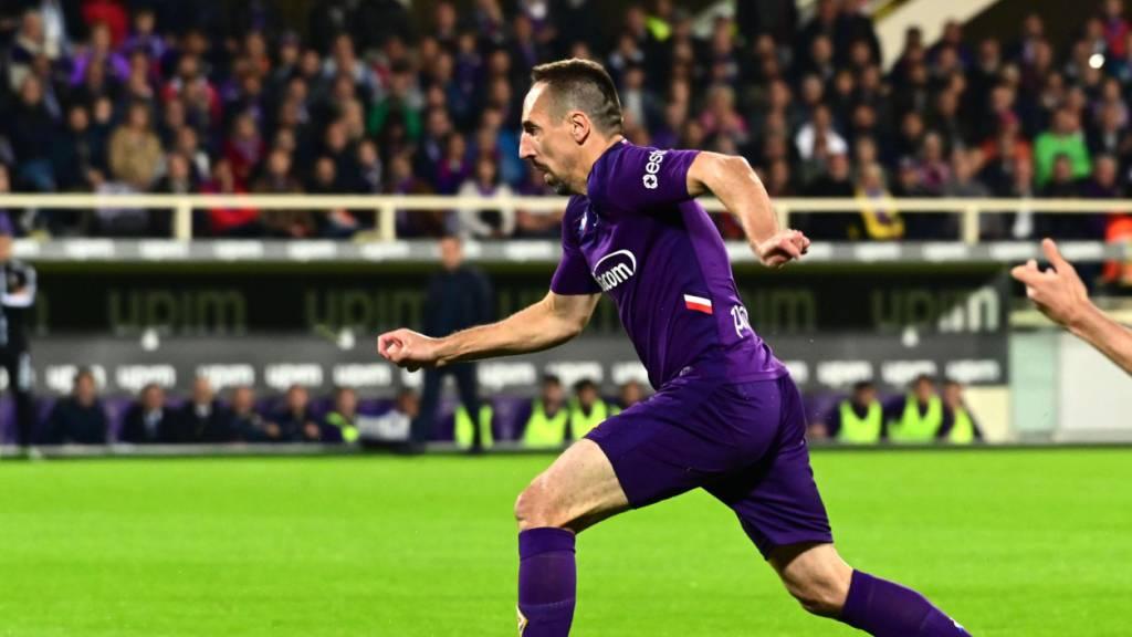 Ribéry für drei Spiele gesperrt