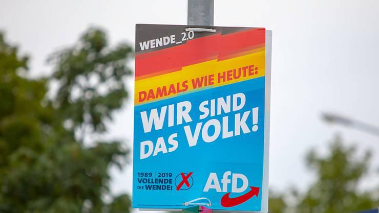 Der Rechtsrutsch der deutschen Kleinstadt wird nun in Uster zum Thema. (Archivbild)