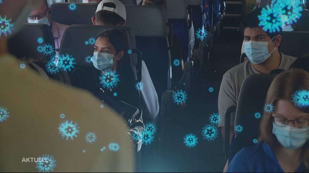 Wegen mutiertem Virus: BAG befürchtet eine neue Corona-Welle