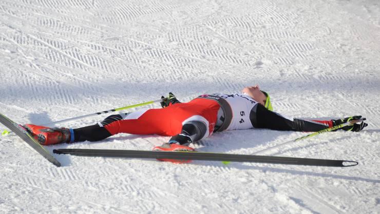 Dopingsünder wie der österreichische Langläufer Johannes Dürr sind im Fokus der Firma Sportradar.