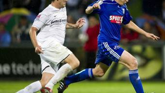 Jocelyn Roux sorgte mit dem 1:0 für die Vorentscheidung zugunsten von Lausanne