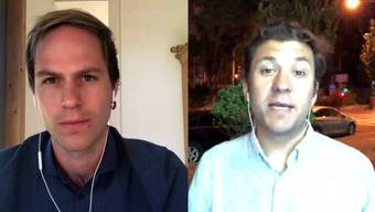 Skype-Interview: 10 Minuten mit Fabian Kretschmer, China-Korrespondent in Peking.