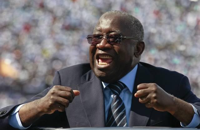 Gegen Laurent Gbagbo ist ein Haftbefehl ausgestellt worden (Archiv)
