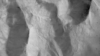 Berner Kamera schickt spektakuläre Bilder vom Mars.
