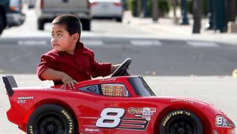 Ein Spielzeugauto wäre sicherer gewesen (Symbolbild)