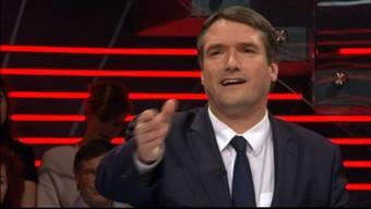 «Unsere Ideen haben nichts mit Klassenkampf zu tun» – wie SP-Chef Christian Levrat in der «Arena» verzweifelt versucht, einen Begriff loszuwerden.