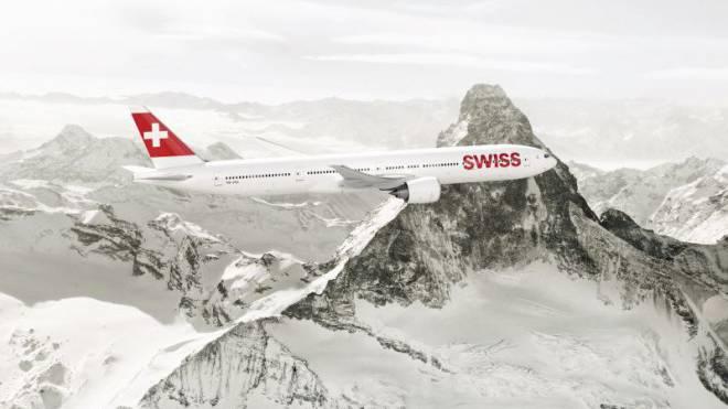 Investition in die Zukunft des Langstreckengeschäfts: Sechs Maschinen des Typs 777-300ER hat die Swiss beim nordamerikanischen Boeing-Konzern bereits bestellt. Foto: Swiss