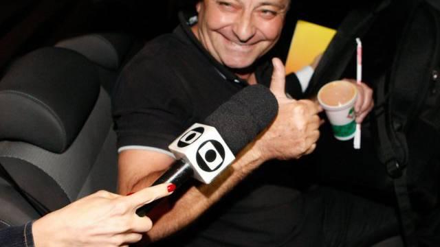 Wieder frei: der ehemalige Linksextremist Cesare Battisti