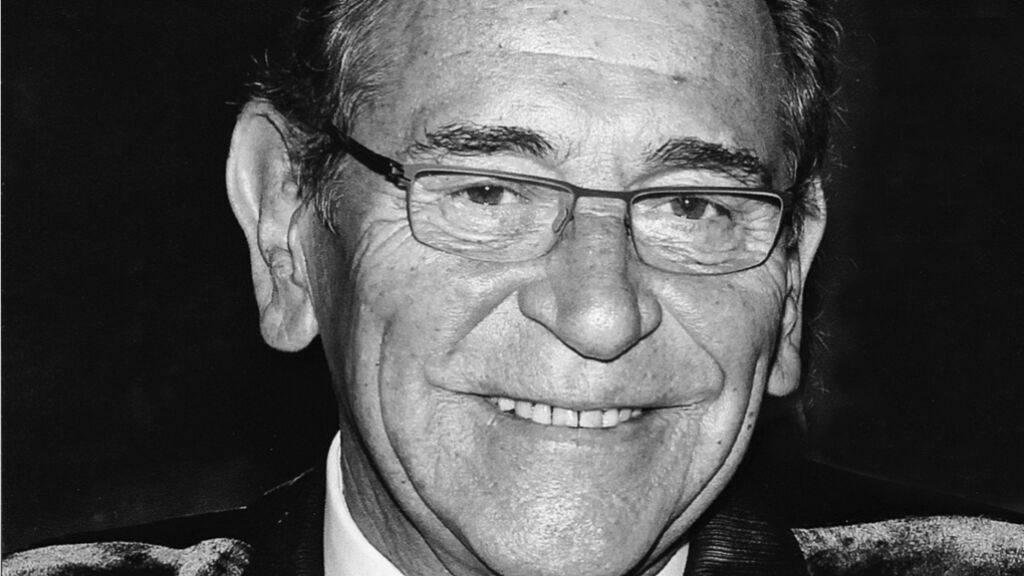 Der ehemalige Direktor des Gstaader «Palace», Ernst Andrea Scherz, ist 81-jährig verstorben.
