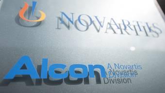 Novartis bringt die Augensparte Alcon frühestens im April an die Börse. (Archiv)