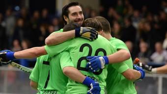 Derbysieg für den RHC Basel.