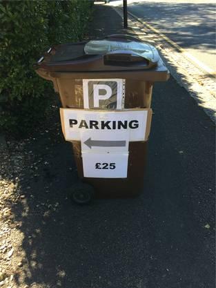 Rund 37 Franken kassieren Anwohner für einen Parkplatz.