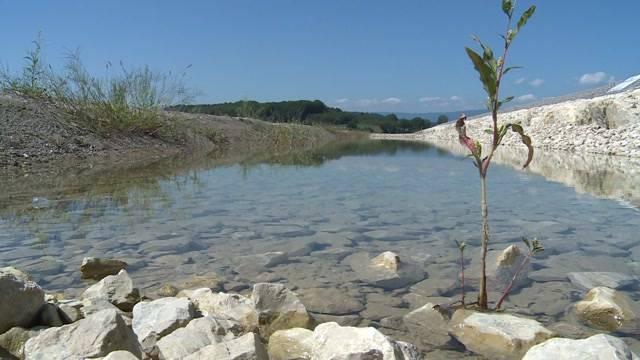 Hagneck-Kanal bereit für Extremhochwasser