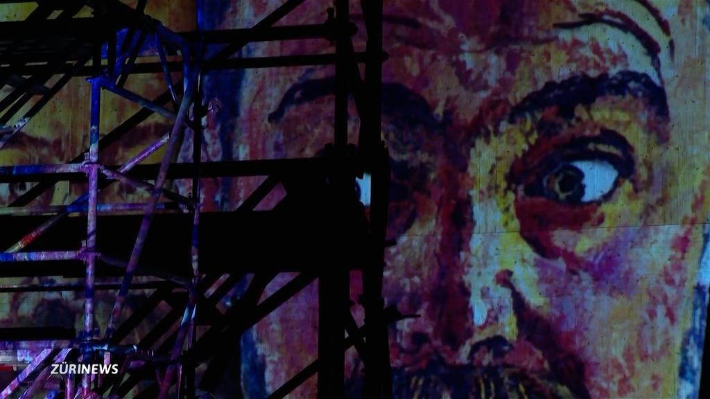 Maag-Tonhalle wird zur Lichthalle