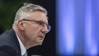 «Wir dürfen keine Problemfälle und Streitigkeiten in der Partei haben»: SVP-Aargau-Präsident Andreas Glarner.