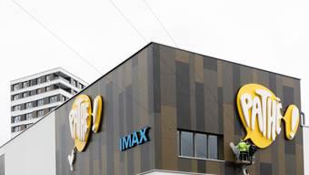 Die Kinokette Pathé hält ihr neuestes Kino in Spreitenbach AG zurzeit unter der Woche geschlossen. Die Nachfrage ist zu tief.