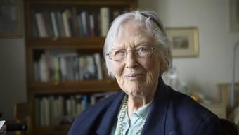 Elisabeth Böhme wurde 1921 geboren.