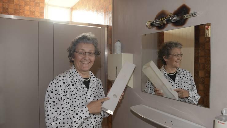 Stadtschreiberin Luzia Meister verhinderte Schlimmeres