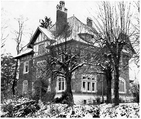 Im Jahre 1966 wurde die BBC- Kinderkrippe Sunnehüüsli an der Römerstrasse 24 in Baden eröffnet.