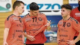 Seit Ende Oktober ruht der Spielbetrieb beim TV Möhlin – für die Spieler eine Herausforderung.