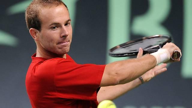 Doping im Tennis? Christophe Rochus sagt ja