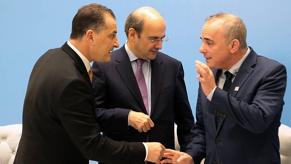Drei Mittelmeerstaaten unterzeichnen Gas-Pipeline-Abkommen