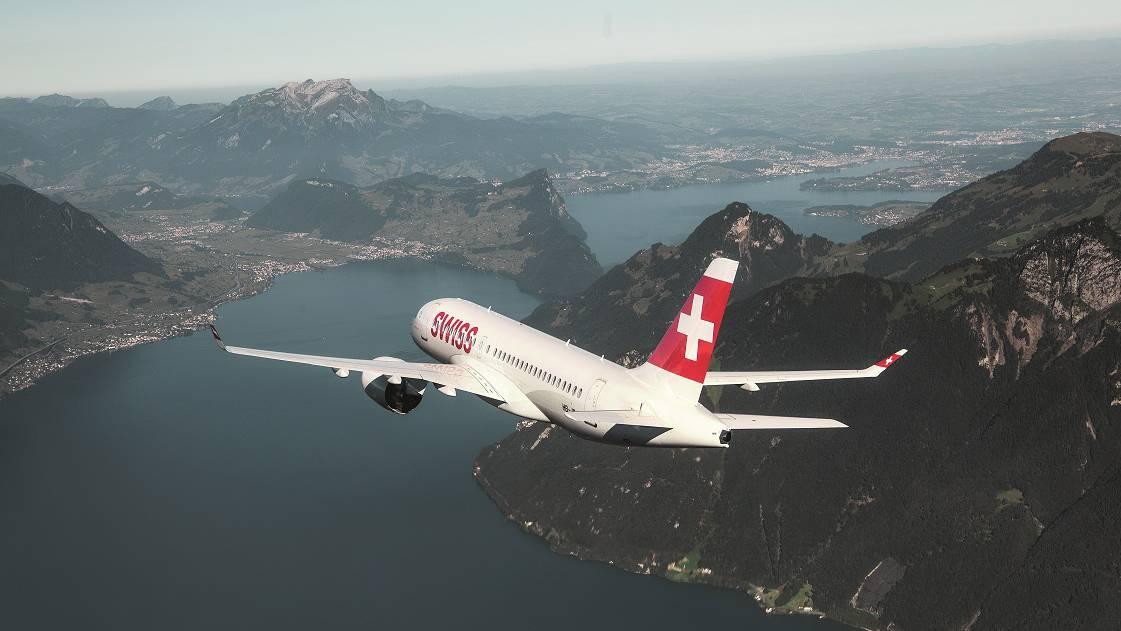 Die Reisebeschränkungen führen bei der Fluggesellschaft Swiss zu starkem Umsatzrückgang.