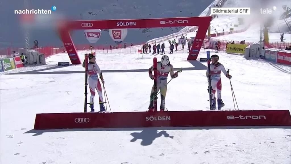 Ski Alpin Weltcup in Sölden