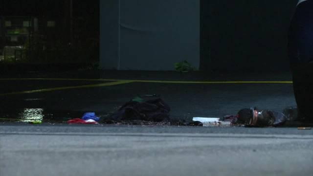 Axt-Attacken in Flums SG: Aufnahmen vom zweiten Tatort