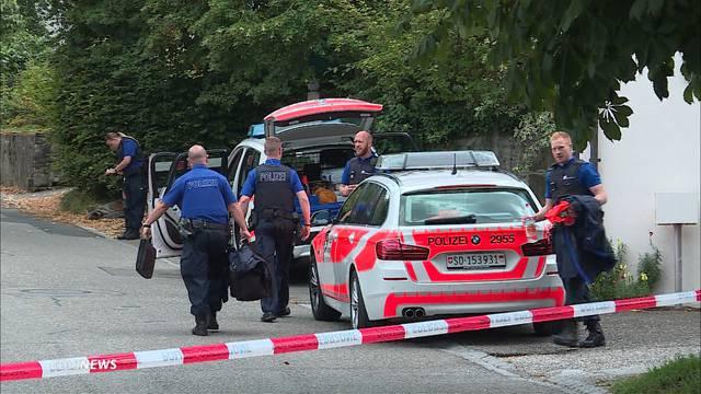 Bewaffnete Männer überfallen Dorfladen in Rodersdorf