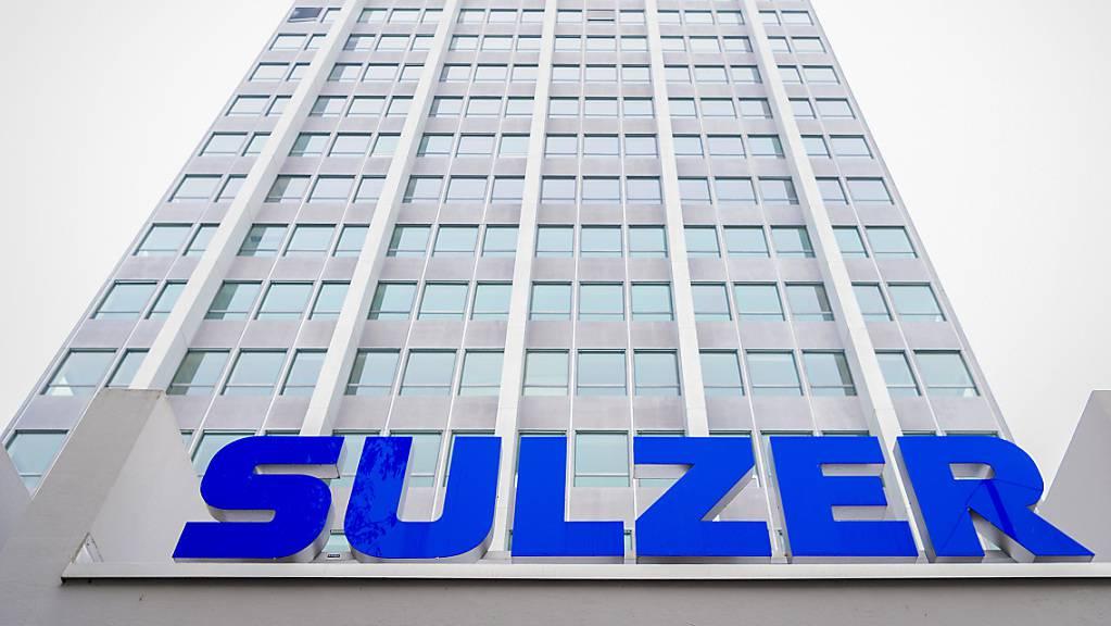 Wird demnächst seine rentabelste Sparte an die Börse bringen: Der Winterthurer Industriekonzern Sulzer. (Archivbild)